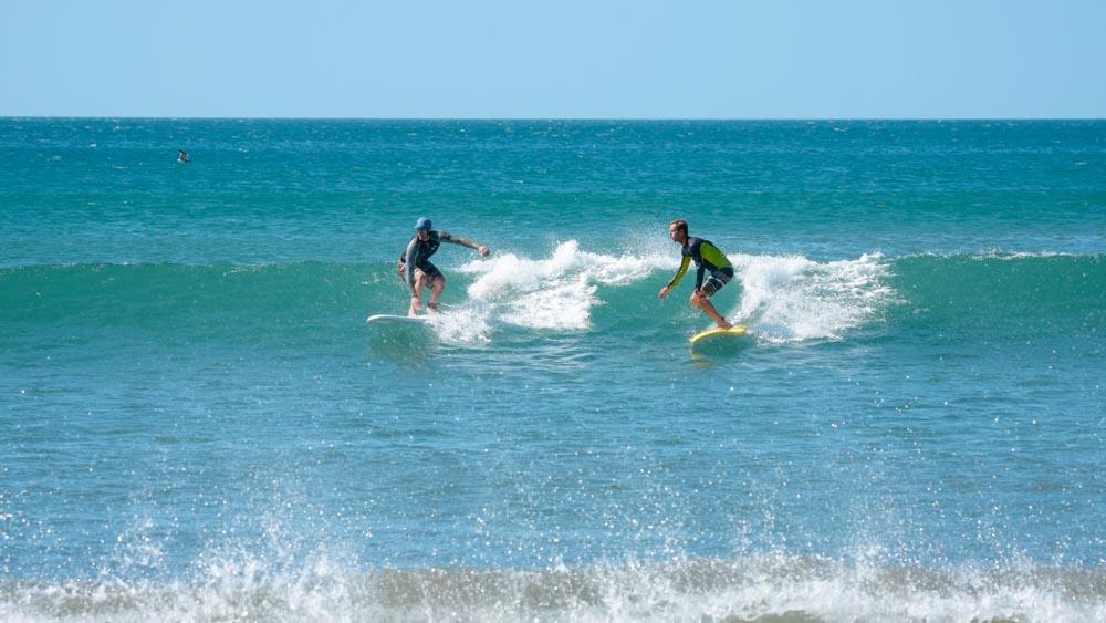 Panama retreat playa venao beach surfing